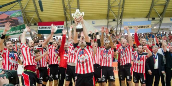 Istorie în sportul harghitean: primul trofeu european major pentru o echipă după 1989