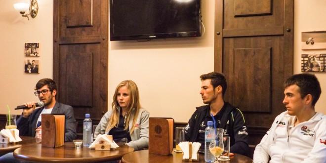 Eduard Grosu: lupta în cursa de duminică se va duce în trei