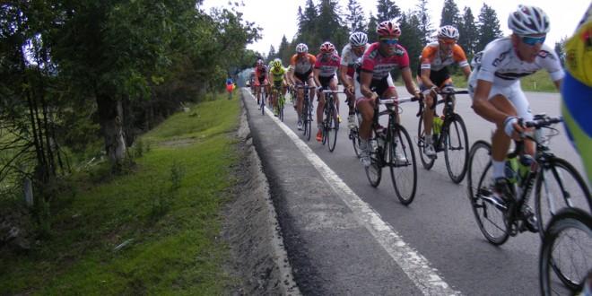 Astăzi se dă startul turului ciclist care se desfăşoară în judeţele Harghita şi Covasna