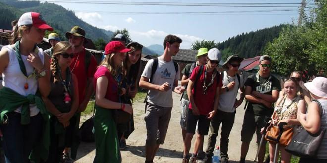 Tulgheş: Tineri pentru România – Jeunes en Roumanie, 2015