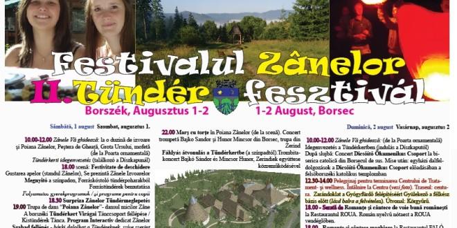 """Borsec: """"Festivalul Zânelor"""", ediţia a II-a"""
