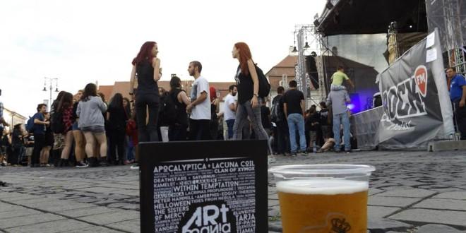 ARTmania a anunțat alte trei nume pentru ediția din acest an a festivalului