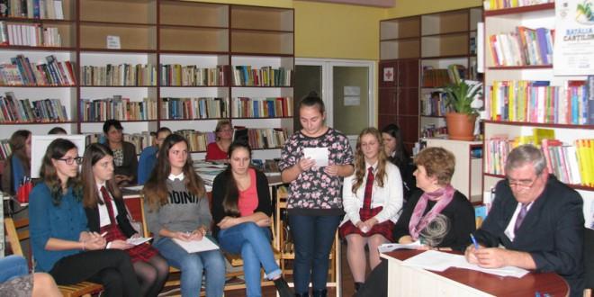 Topliţa: Raluca Ciucanu şi Boythe Renáta Tünde – cititorii anului