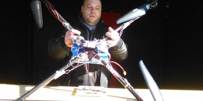 În Harghita s-a stabilit un nou record mondial de zbor continuu a unei drone