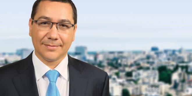 Premierul Ponta a anunțat că își depune mandatul