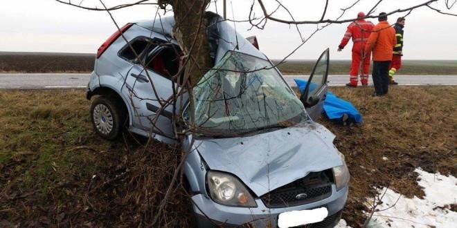 Din 2011: Alte 15 accidente grave pe sectorul de drum în care un tânăr de 20 de ani şi-a pierdut viaţa săptămâna trecută
