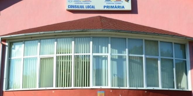 Primarul şi viceprimarul comunei Corbu, condamnaţi în primă instanţă pentru obţinerea ilegală de fonduri de la APIA