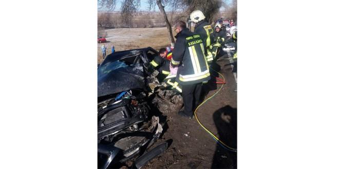 Bărbat de 35 de ani, decedat într-un accident rutier