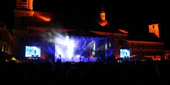 Scena Principală ARTmania Festival Sibiu 2016 va avea acces liber și în acest an