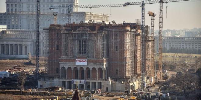 Doar 37,9% dintre lăcaşurile de cult construite după 1989 în România aparţin Bisericii Ortodoxe Române