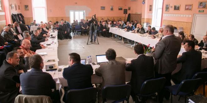 Se doreşte susţinerea localităţilor şi antreprenorilor din mediul rural