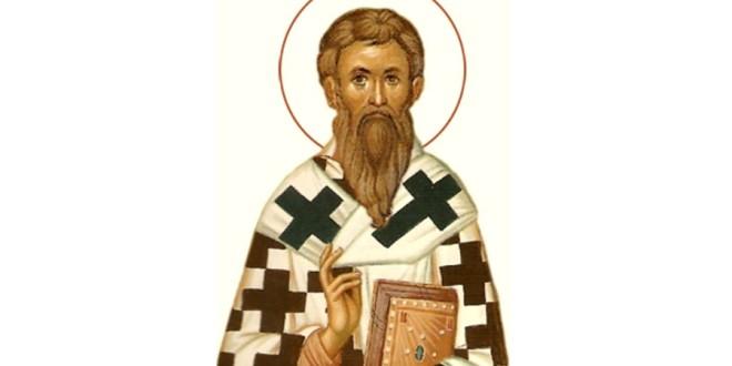 Sfinţi români şi protoromâni: Sf. Mucenic Irineu, Episcopul de Sirmium