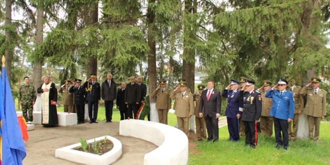 Proclamarea independenţei, victoria asupra nazismului şi Ziua Europei, sărbătorite la Miercurea-Ciuc