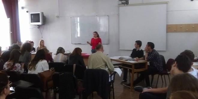 """Echipa Colegiului Naţional """"Octavian Goga"""" din Miercurea-Ciuc a câştigat etapa regională şi s-a calificat la faza naţională"""