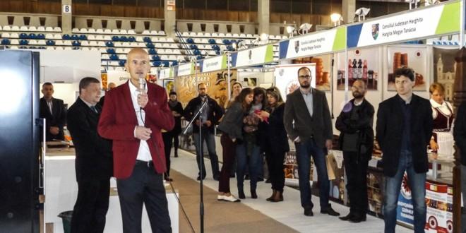 Expo Ciuc, ediţia a 26-a: peste 80 de firme din România şi Ungaria, prezente la Miercurea-Ciuc