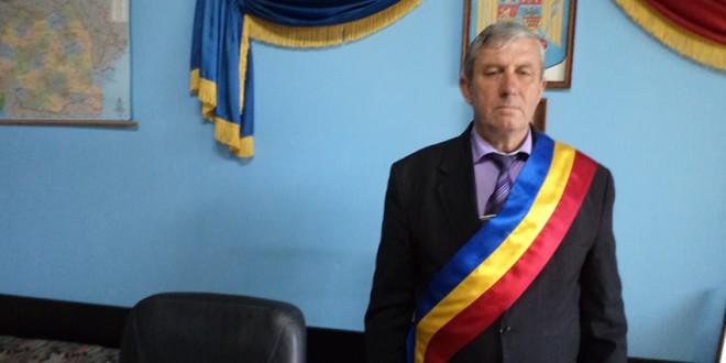 Ilie Trif a depus jurământul pentru a şasea legislatură ca primar al comunei Bilbor