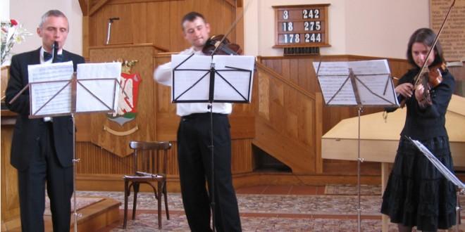Mâine, în Piața Cetății din Miercurea-Ciuc: concert de muzică veche