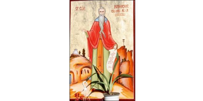 Sfinţi români şi străromâni: Sfântul Ioanichie cel nou de la Muscel