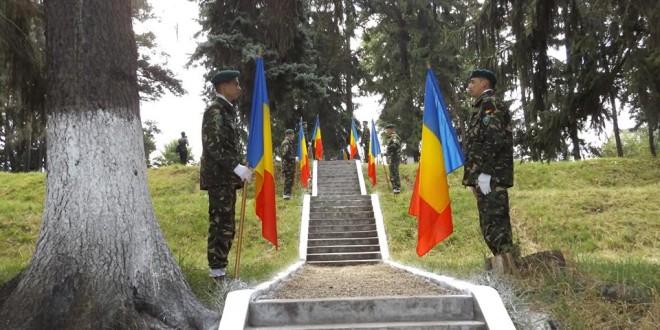 Ceremonii militare de comemorare a eroilor din primul război mondial