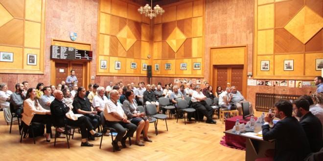 """CD-ETA """"Digitalizarea patrimoniului natural şi cultural în colaborare"""""""
