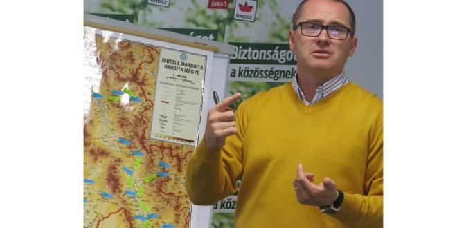 Korodi Attila, despre proiectul Guvernului privind reclasificarea localităţilor: Cum poţi să lansezi coloana vertebrală a dezvoltării locale pe date care sunt eronate?