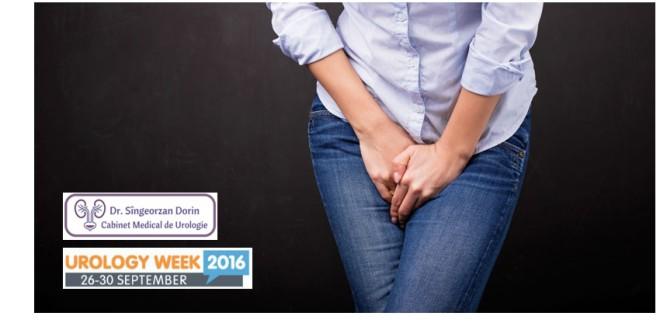 26-30 septembrie: Săptămâna Europeană a Urologiei