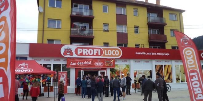 În Tulgheş s-a deschis un supermarket modern