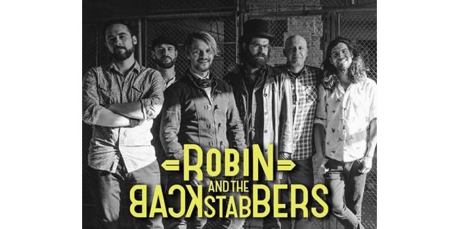 Mâine, în Miercurea-Ciuc: concert Robin and the Backstabers