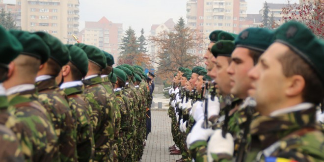 """Mâine: """"Ziua Armatei României"""""""