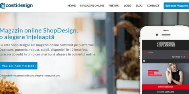 Câteva cuvinte despre magazinele virtuale