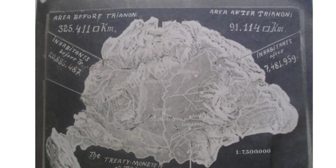 Planul demonstraţiilor iredentiste maghiare organizate în Transilvania de Liga Revizionistă din Budapesta la 20 august 1929 (I)
