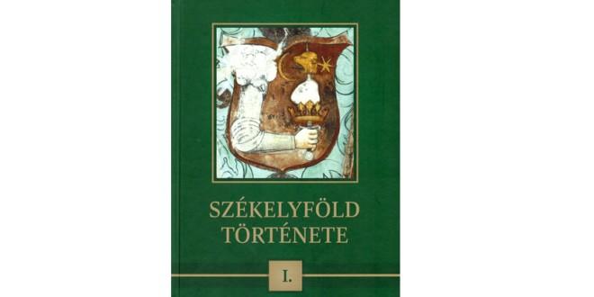 """O nouă """"Istorie a Ţinutului Secuiesc"""", în limba maghiară: 3 volume, 2.200 de pagini, Odorheiu-Secuiesc, 2016"""