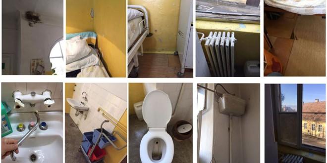 Despre condiţiile din Spitalul de la Şumuleu-Ciuc şi despre care ar fi soluţia ca Secţia de boli infecţioase şi pneumo-fiziologie să funcţioneze în condiţii mai bune