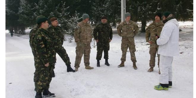 Schimb de experienţă româno-american, la Miercurea-Ciuc