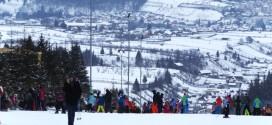 Condiţii excelente pentru practicarea sporturilor de iarnă în Harghita