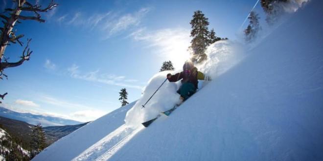 Concurs de schi pentru amatori