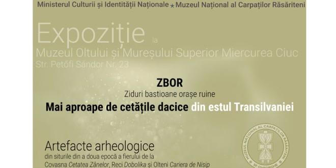 Mâine, la Muzeul Oltului și Mureșului Superior din Miercurea-Ciuc se vernisează expoziția itinerantă