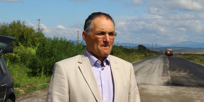 Miercurea-Ciuc: De luni au început asfaltările la drumul de ocolire din nordul municipiului