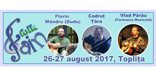A doua ediţie a Festivalului Folk Fain