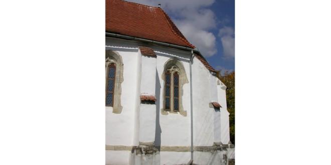 Biserică de secol XIII intră în reabilitare cu fonduri Regio