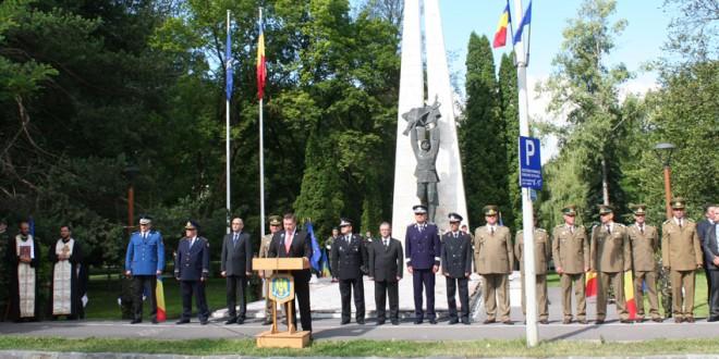Ziua Imnului Naţional al României, sărbătorită în Miercurea-Ciuc