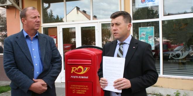 Petiţia adresată Avocatului Poporului cu privire la atacurile şi pagubele provocate de urşi, trimisă împreună cu 4.000 de semnături de preşedintele CJ Harghita