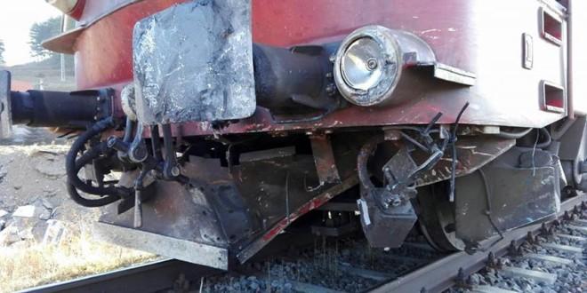 Un nou accident la trecerea peste calea ferată de la Jigodin