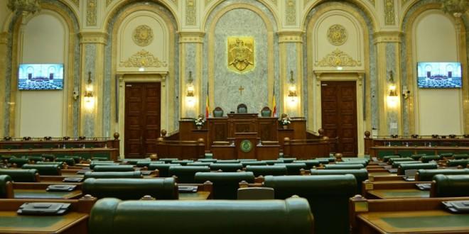 """""""Sărbătoarea naţională"""" de 15 martie, respinsă în Senat"""
