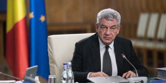 """Premierul Mihai Tudose: """"Există posibilitatea ca miercuri să nu fie discutate modificările la Codul fiscal"""""""