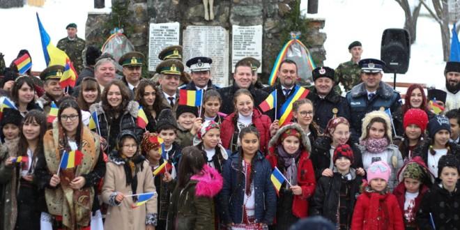Ziua României a fost sărbătorită şi la Corbu