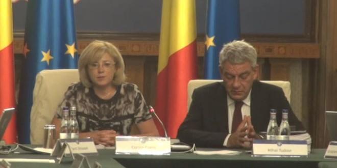 Comisarul european Corina Creţu: reducerea birocraţiei este o prioritate absolută; de multe ori m-a îngrozit ce am văzut în România din acest punct de vedere, pentru că acestea nu sunt cerinţe ale Uniunii Europene