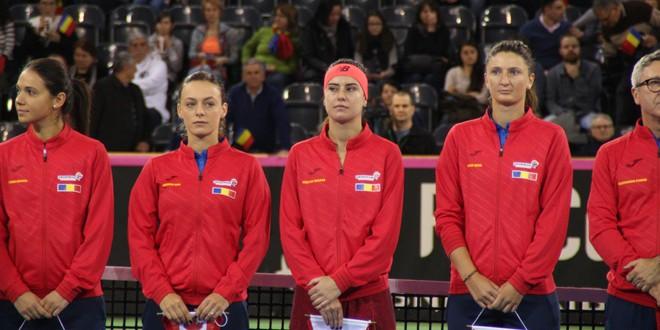 O altfel de cronică a meciului de Fed Cup dintre România şi Canada