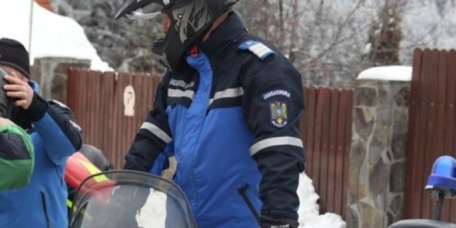 În două luni şi jumătate, jandarmii montani de la Harghita-Băi au avut aproape 30 de intervenţii