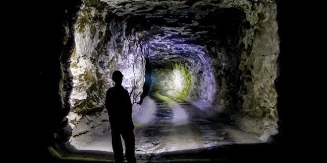 Minerii de la Salina Praid s-au blocat în subteran şi au încetat activitatea